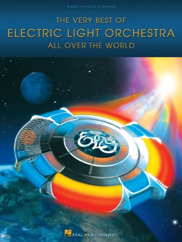 The Very Best of Electric Light Orchestra - All Over the World Songbook (English Edition)