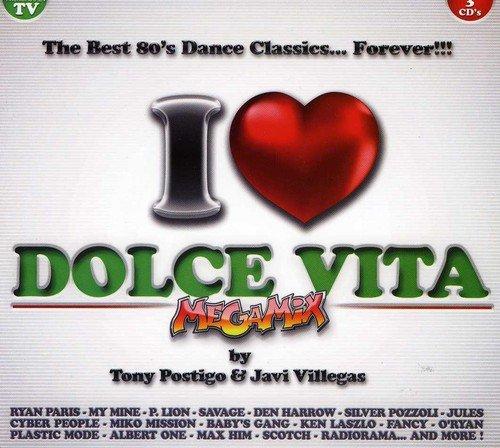 I Love Dolce Vita Best 80 Dance Classics