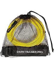 Swim Trainer Pro - Yellow - Swim Resistance Elastic - Swimming Belt