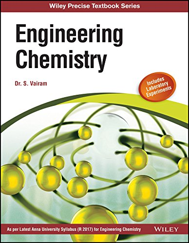 Engineering Chemistry: As Per Latest Anna University Syllabus (2017) for Engineering Chemistry