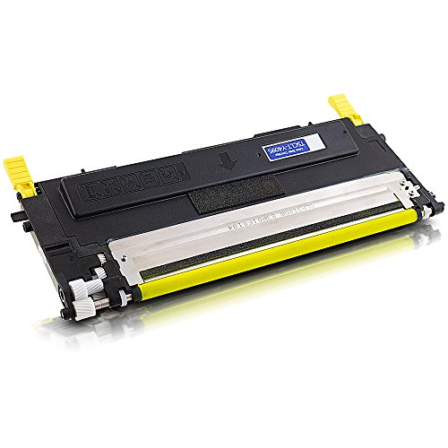 ms-point® 1x Rebuilt Toner für Samsung CLP-310 CLP-310N CLP-315 CLP-315W CLX-3170FN CLX-3175FN CLX-3175FW CLX-3175 CLX-3175N ersetzt CLT-Y4092S Yellow Gelb