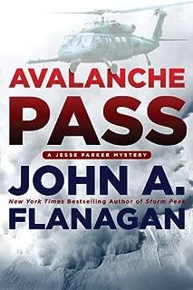 Avalanche Pass (A Jesse Parker Mystery Book 2)