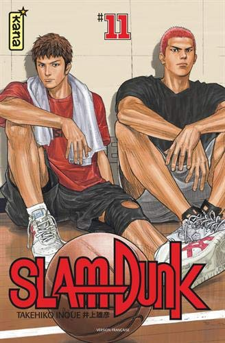 Slam Dunk Star Edition Tome 11