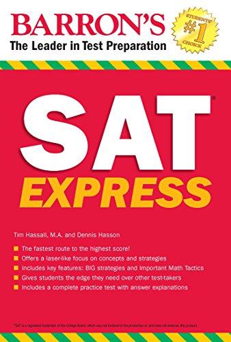 SAT Express pdf Download