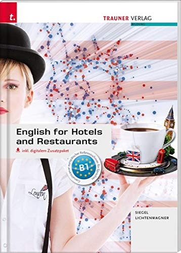 English for Hotels and Restaurants inkl. Übungs-CD-ROM