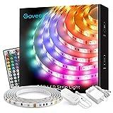 LED Strip Wasserdicht, Govee 5m RGB LED Streifen...
