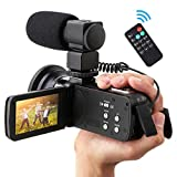 DAUERHAFT Función de Disparo de Selfie de cámara Digital con batería Recargable de 3,0(#2)