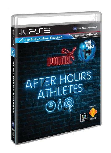 Third Party - Puma : after Hours Athletes (Jeu PS Move) [PS3] NEUF - 0711719131397