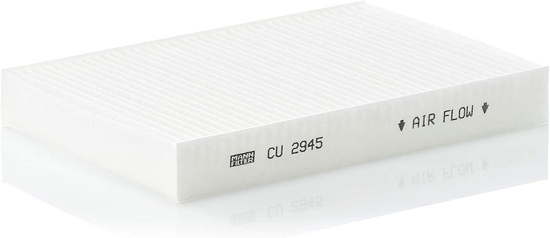 Original Mann Filter Innenraumfilter Cu 2945 Für Pkw Auto