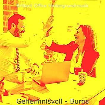 Geheimnisvoll - Buros