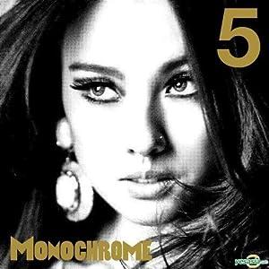 """5集 - Monochrome(スペシャルリミテッドエディション) (韓国盤)"""""""