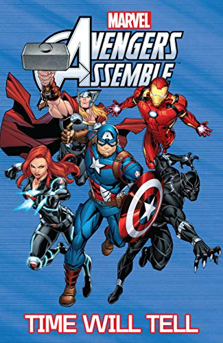 Avengers Assemble: Time Will Tell (English Edition)