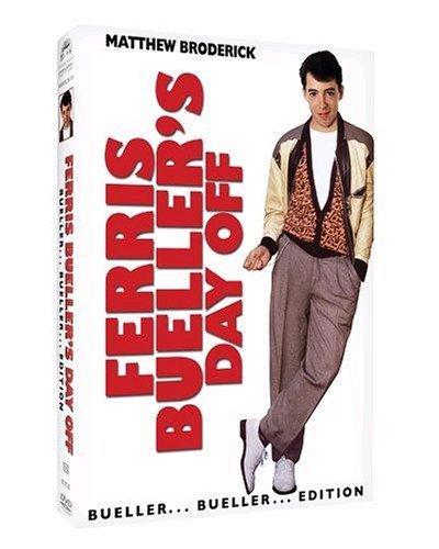 Ferris Bueller's Day Off - Bueller... Bueller Edition [DVD] [1986]