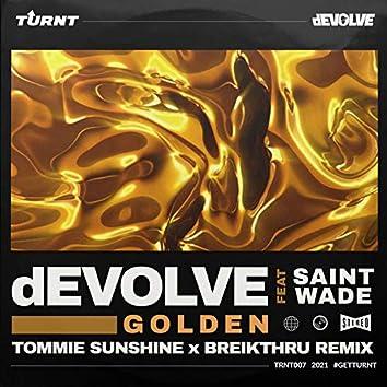 Golden (feat. Saint Wade)