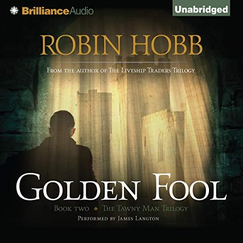 Golden Fool cover art