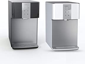 SPRUDELUX Bleu Diamond 3.0 de montage pour table avec filtre UV, 2 kg de bouteille de CO2. Distributeur d'eau professionne...