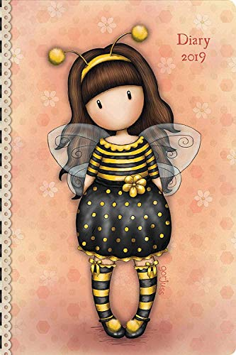 Santoro Gorjuss Bee Loved 2019Journal de poche