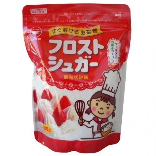 日新製糖『カップ印 フロストシュガースタンドパック 300g』