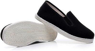 Arti marziali Kung Fu Tai Chi scarpe con suola in cotone