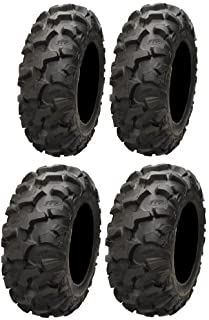 Full set of ITP Blackwater Evolution 26x9-12 and 26x11-12 ATV Tires (4)