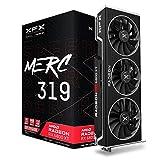 XFX Speedster MERC319 AMD Radeon RX 6800 XT CORE - Scheda grafica da gioco con 16 GB GDDR6 HDMI 3xDP RX-68XTALFD9
