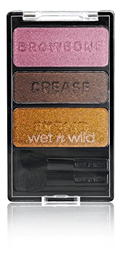 Wet 'n' Wild Color Icon Eye Shadow Trio I'm Getting Sunburned, 1er Pack (1 x 4 g)