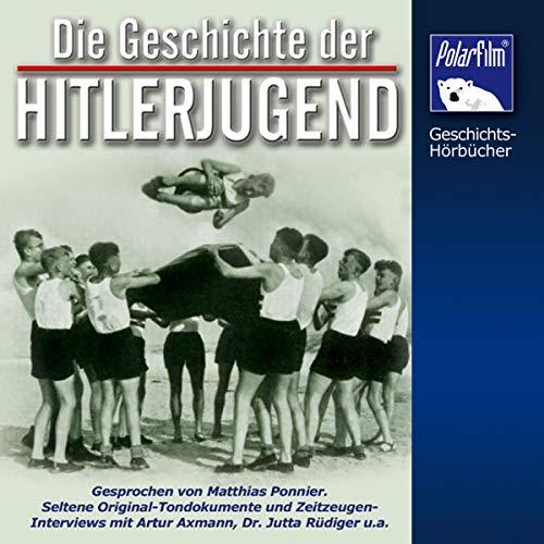 Die Geschichte der Hitlerjugend Titelbild