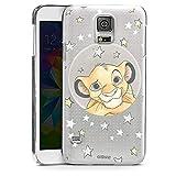 DeinDesign Coque Compatible avec Samsung Galaxy S5 Étui Housse Disney Le Roi Lion Simba