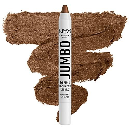 NYX PROFESSIONAL MAKEUP Jumbo Eye Pencil, Eyeshadow & Eyeliner Pencil - French Fries (Packaging May Vary)