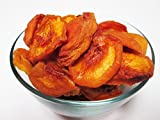Sun Dried California Peaches, No Added Sugar, 3 pound bag Great for Snack, Mixed Dried fruits, Cooking and Baking Calofornia product