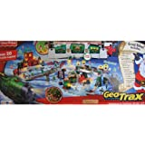 Fisher-Price GeoTrax Christmas Train Christmas in Toytown Train