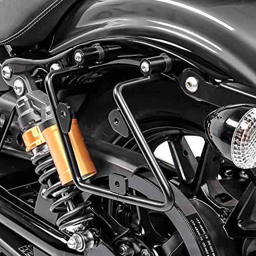 Satteltaschenhalter für Yamaha XV 950/R 14-20 Links Satteltaschen Abstandshalter