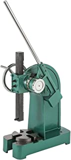 Grizzly T1185 3-Ton Ratcheting Arbor Press