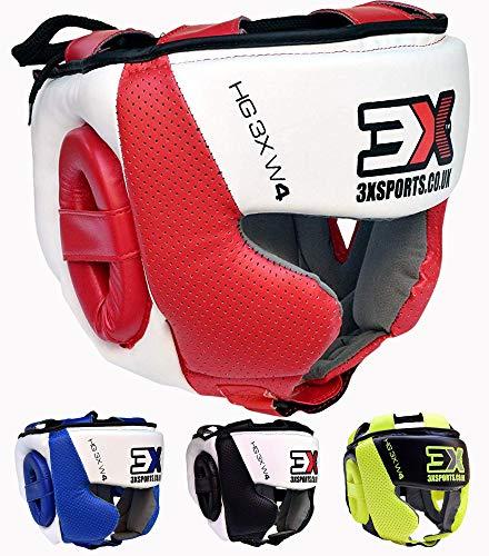 Caschetto Boxe Per Bambini Junior Boxe Capo Guardia Per Le Ragazze Dei Ragazzi Copricapo Da Boxe MMA...