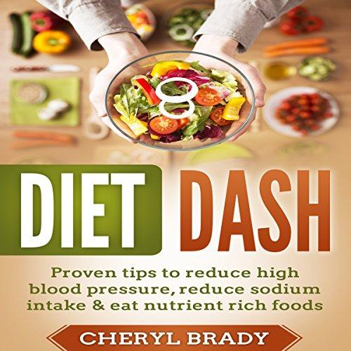 Diet Dash audiobook cover art