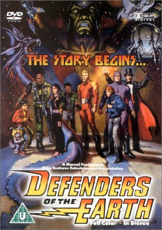 Defenders Of The Earth - The Story Begins