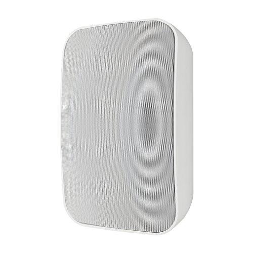 Sonance Mariner Outdoor Lautsprecher - hochwertige Außenlautsprecher mit brillantem Klang (Mariner 66-100 Watt, Weiß)