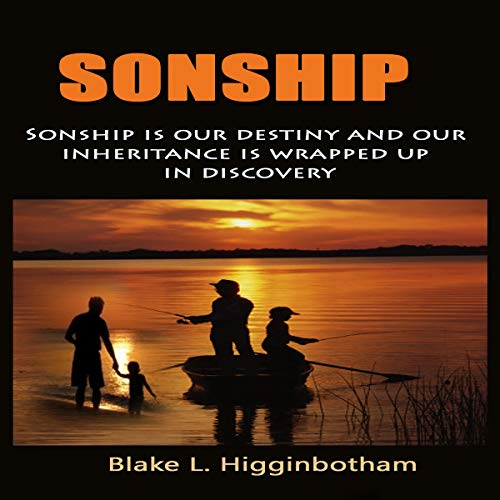 Sonship audiobook cover art