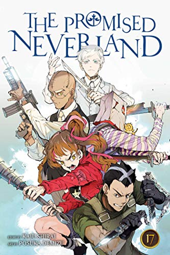 The Promised Neverland, Vol. 17: Volume 17