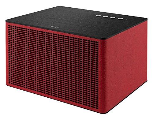 Geneva Acustica Lounge Sound System Bluetooth -Rot