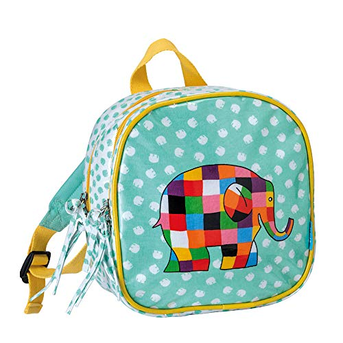 Elmer SMALL BACKPACK Mochila infantil 21 Centimeters  Verde
