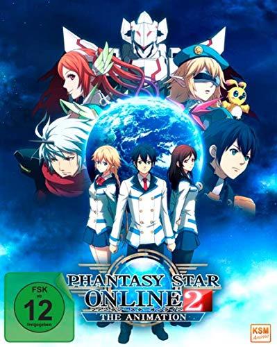 Phantasy Star Online 2 - Gesamtedition/3 Blu-ray