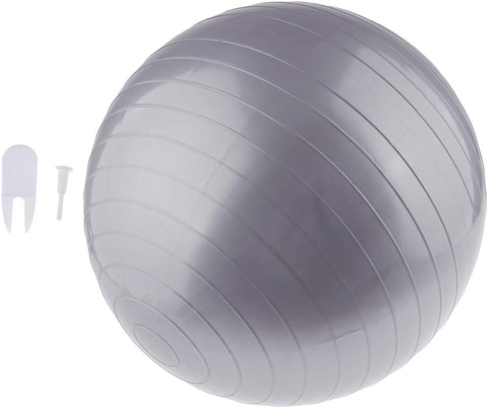 Challenge the lowest Regular store price N\C PVC Yoga Ball Exercise Fitness Balance Bu Air Anti Plug