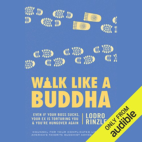 Walk like a Buddha cover art