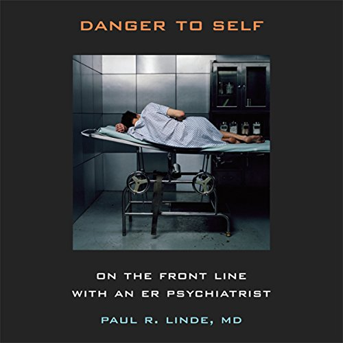 Danger to Self audiobook cover art