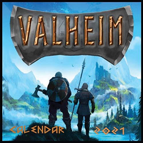 Valheim Calendar2021: Valheim Game In 2021 Calendar
