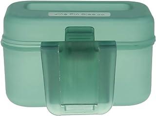 Live Köder Lagerung Fall Regenwürmer Container Angelgerät Box Light Green