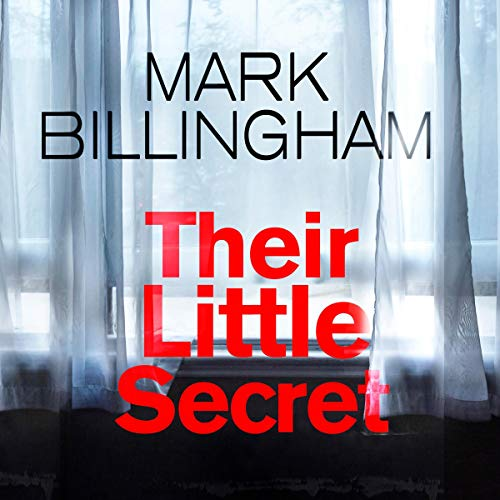 Their Little Secret audiobook cover art