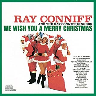 Ray Conniff - We Wish You A Merry Christmas (6 Medley songs) by Ray Conniff (1990) Audio CD
