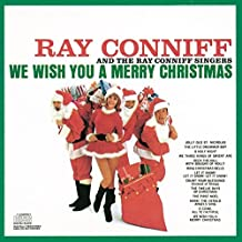 Best ray conniff we wish you merry christmas album Reviews